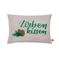 Motivkissen 30x20cm - Zirbenkissen