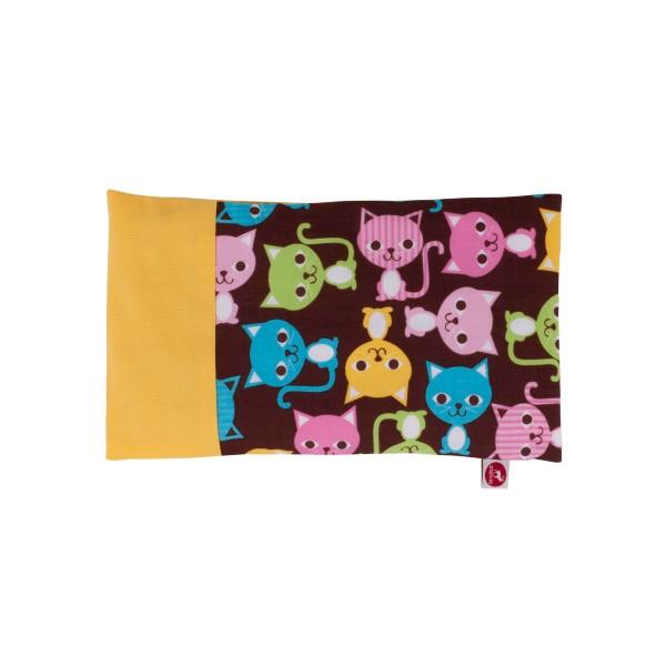 Traubenkernkissen 25x15cm - Kätzchen